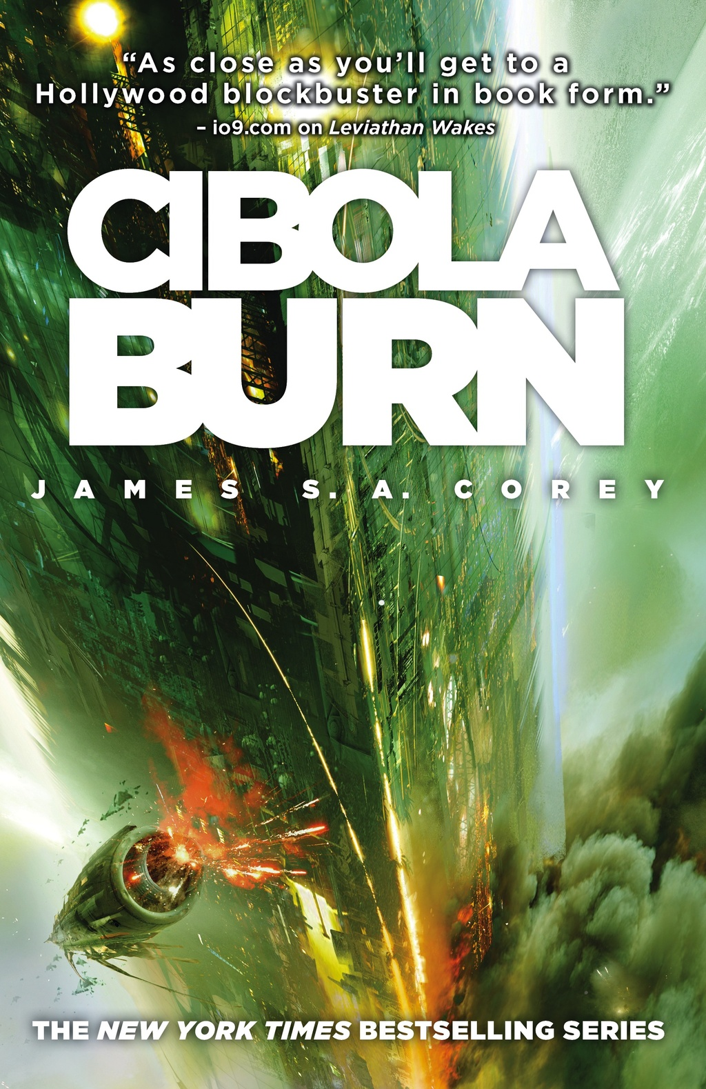 Image result for cibola burn corey