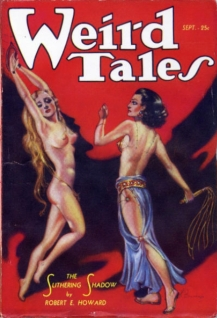 Weird Tales Cover-1933-09