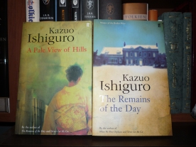 Kazuo Ishiguro Faber and Faber covers