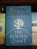 Kazuo Ishiguro The Buried Giant