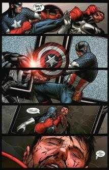 Punisher vs Cap 1