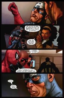 Punisher vs Cap 2