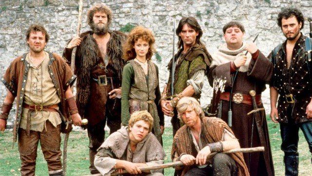 robin of sherwood 1