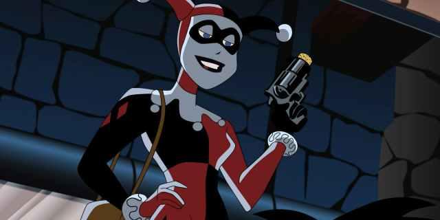 Harley-Quinn-Batman-Animated-Series