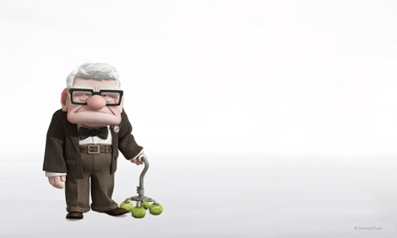 Up carl-fredricksen