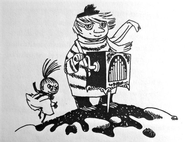 Moomins Too-Ticky