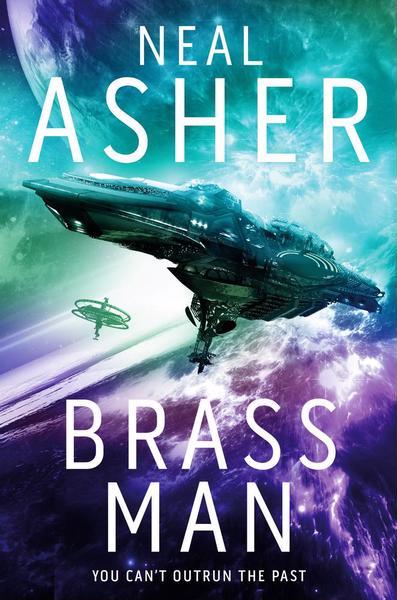Asher Brass Man