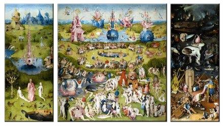 Bosch Ogród Rozkoszy Ziemskich
