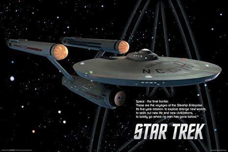 Star Trek Space