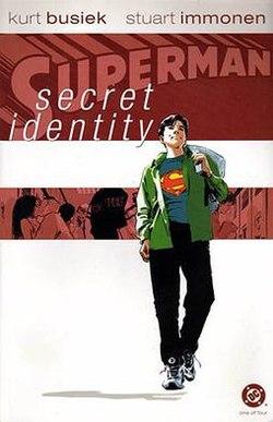 Busiek Superman Secret Identity