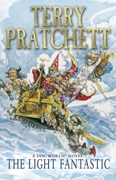 Pratchett The Light Fantastic.jpg
