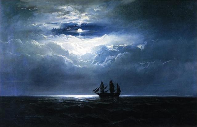 the-convict-ship-t-k-hervey-1864 Hamilton