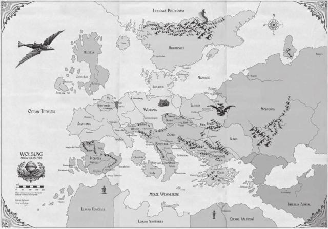 Wolsung Map