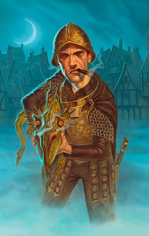 Samuel-Vimes-Discworld-Pratchett-early